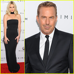 Kevin Costner Is The 'Criminal' In New York City!