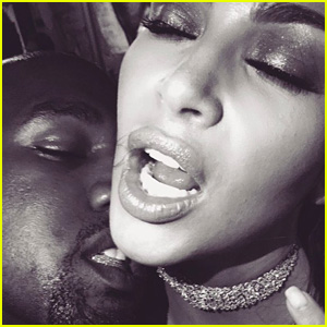 Kim Kardashian Explains Her Racy Black & White Instagram Photos!