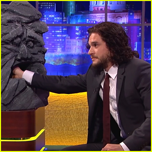 Kit Harington Takes Lie Detector Test on 'Game of Thrones' Spoilers (Video)