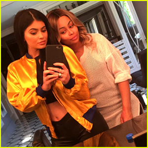 Kylie Jenner Calls Blac Chyna Her Best Friend in Snapchat Pic