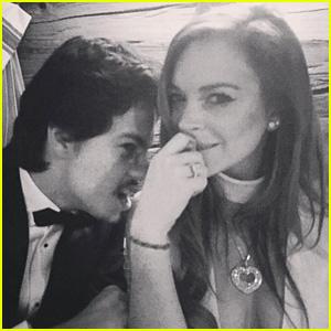 Is Lindsay Lohan Engaged to Russian Heir Egor Tarabasov! (Report)