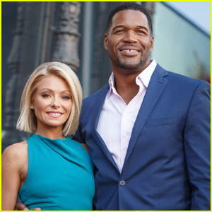 Michael Strahan Speaks Out Before Kelly's Return to 'Live!'