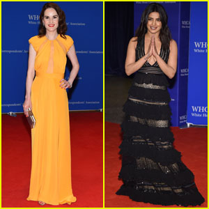 Michelle Dockery & Priyanka Chopra Are White House Correspondents' Dinner 2016 Beauties!