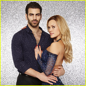 Nyle DiMarco Goes Shirtless as Tarzan for 'DWTS' Disney Dance - Watch Now!