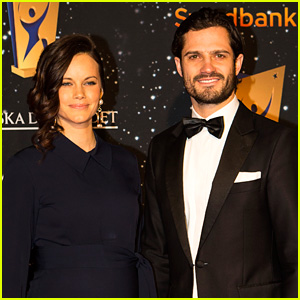 Sweden's Princess Sofia & Prince Carl Philip Welcome First Child!