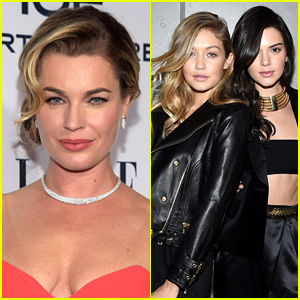 Rebecca Romijn Denies Saying Kendall Jenner & Gigi Hadid Are 'Not True Supermodels' - Read the Tweet