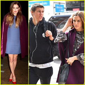 Riley Keough And Ben Smith