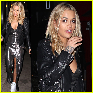 Rita Ora Steps Out Amid All the Rumors Over 'Becky'