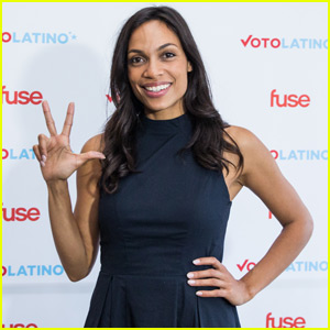 Rosario Dawson Explains Why She Got Arrested in Washington D.C.
