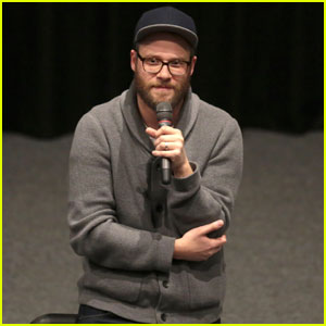 Seth Rogen Brings His Hilarity For Charity to Vermont