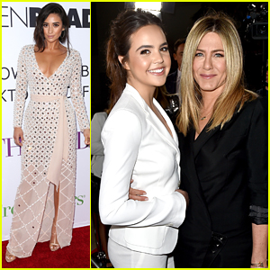 Shay Mitchell & Britt Robertson Premiere Their New Film 'Mother's Day' In Hollywood