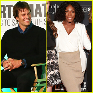 Tom Brady & Serena Williams Team Up To Raise Awareness On Youth Sports Funding Crisis!