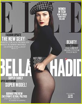 Bella Hadid Talks Working with The Weeknd: 'I Love Seeing Him Happy'