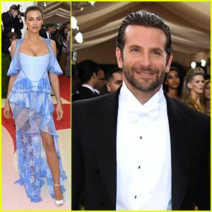 Bradley Cooper & Irina Shayk Arrive Separately at Met Gala 2016