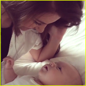 Briana Jungwirth Wishes Herself Happy Mother's Day With New Video of Freddie Reign