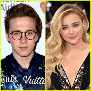 Brooklyn Beckham Calls Chloe Moretz His 'Bae'