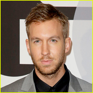 Calvin Harris Shares Hot New Shirtless Modeling Photo