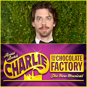 Christian Borle Set to Play Willy Wonka on Broadway!