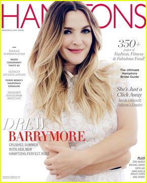 Drew Barrymore Says Writing a Book Was on Her Bucket List
