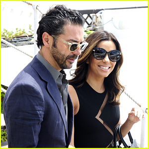 Eva Longoria & Jose Baston Expect 'Half of Hollywood' at Their Wedding!