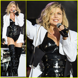 Fergie Premieres New Music At Rock in Rio Lisboa 2016! (Video)