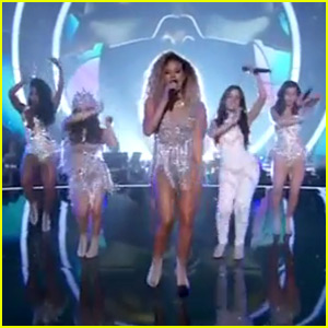 Fifth Harmony Sings 'All in My Head' on 'DWTS' Finale (Video)