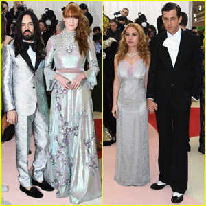 Florence Welch & Mark Ronson Bring Music to Met Gala 2016
