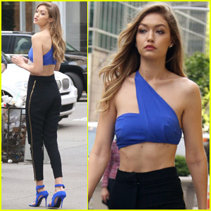 Gigi Hadid Says She Doesn't Enjoy Shopping