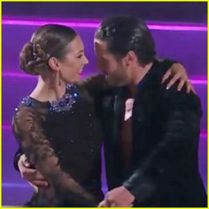 Ginger Zee Performs Fusion Dance on 'DWTS' Finale (Video)