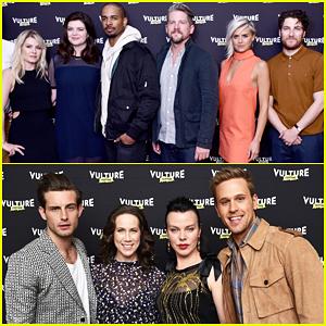 'Happy Endings' Cast Reunites & Faces Off Against 'Younger' Cast At Vulture Fest!