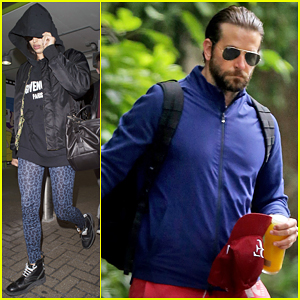 Irina Shayk & Bradley Cooper Spend Memorial Day Weekend Separately