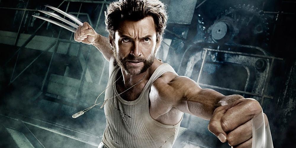 Hugh Jackman Sports Scruffy Beard For First Wolverine 3 Set Photos