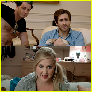 Jake Gyllenhaal Stars in Hilarious 'Catfish' Spoof with Amy Schumer!