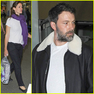 Jennifer Garner & Ben Affleck Enjoy Family Time in Paris with Their Kids