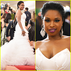 Jennifer Hudson Represents Every Girl In H&M At Met Gala 2016!