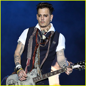 Johnny Depp Will Perform in Sweden Despite Planned Boycott