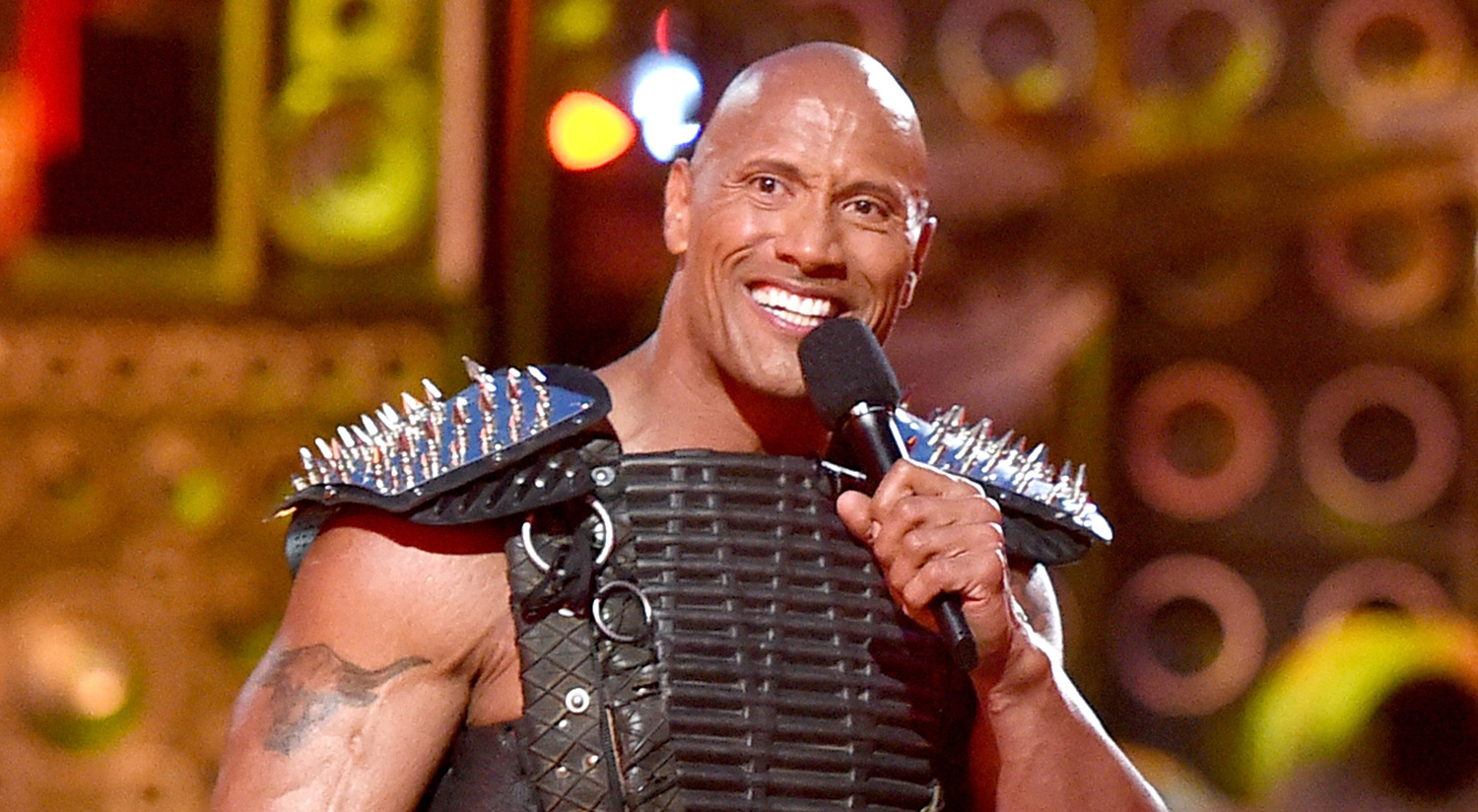 what movies does the rock play in