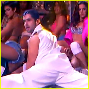 Josh Peck Goes All Out for 'Thong Song' on 'Lip Sync Battle'