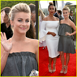 Julianne Hough Joins Leona Lewis for Rebels With a Cause Gala