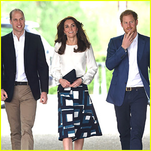 Kate Middleton Tests Her Boxing Skills with the Princes!