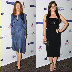 Kate Walsh & America Ferrera Step Out For Global Women's Rights Awards 2016!