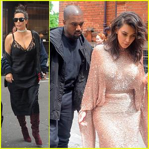 Kim Kardashian Explains Reasoning for Sharing Pregnancy Test