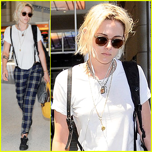Kristen Stewart Steps Out After Hanging with Rumored Ex Alicia Cargile 97f1dec6fe77