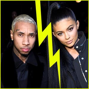 Kylie Jenner & Tyga Split (Report)