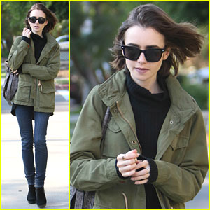 Lily Collins Chosen As 'Peter Pan' Audio Book Narrator