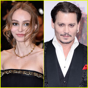 Lily-Rose Depp Defends 'Loving' Father Johnny Depp