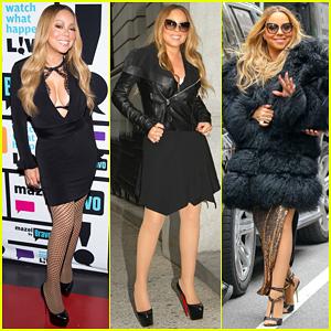 Mariah Carey Elaborates On Not Knowing Jennifer Lopez (Video)!