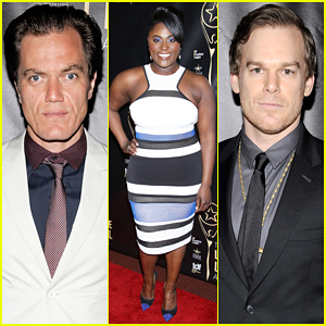 Michael Shannon & Michael C. Hall Celebrate Best of Off-Broadway At Lucille Lortel Awards 2016!