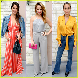 Nikki Reed, Shantel VanSanten & Nicole Richie Celebrate 'Who What Wear' Book Launch
