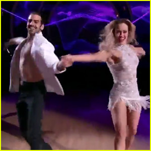 Nyle DiMarco Gets Perfect 30 for 'DWTS' Finale Fusion! (Video)